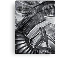 another escher staircase Canvas Print