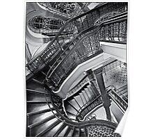 another escher staircase Poster