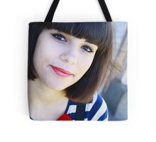 Teenage angst Tote Bag