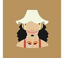 ONE PIECE: Straw Hat Pirates - Usopp Photographic Print