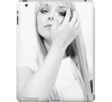 Covergirl iPad Case/Skin