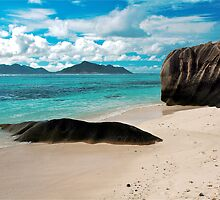 Anse Source d'Argent, Seychelles by Cindy Ritchie
