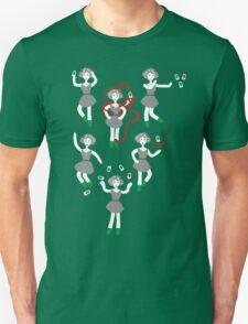 Evil Smartphones Pattern Unisex T-Shirt
