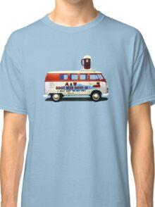 Custom VW Root Beer Camper Classic T-Shirt