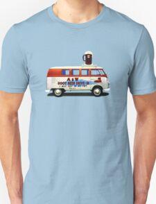 Custom VW Root Beer Camper Unisex T-Shirt