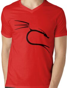 kali linux Mens V-Neck T-Shirt