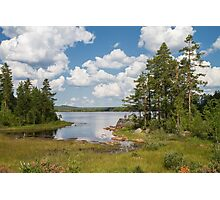 Just Sweden Photographic Print