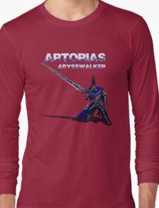 Artorias Pixel Walker Long Sleeve T-Shirt