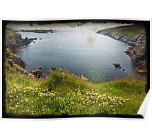 Ring Of Kerry, Skellig Island. Ireland Poster