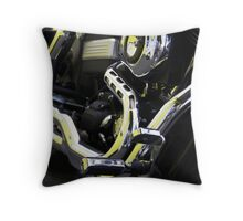 96 Cubic Inches Throw Pillow