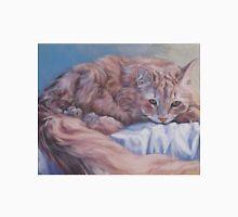 Ginger Cat Fine Art Painting Unisex T-Shirt