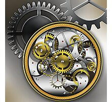 mechanical watches Photographic Print