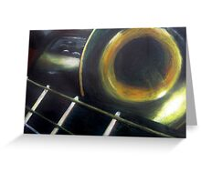 Assortment of Instruments Greeting Card