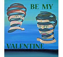 The Couple, Be My Valentine Photographic Print