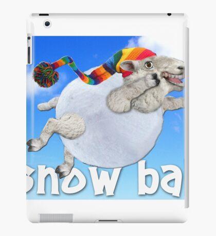 Snow Ball iPad Case/Skin