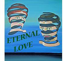 The Couple, ETERNAL LOVE Photographic Print