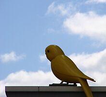 A Big Tweety Bird by Alison Netsel