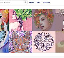 6 January 2011 by The RedBubble Homepage