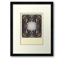 Hellenic Horse Framed Print