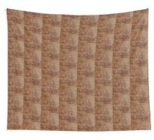 old leather Wall Tapestry