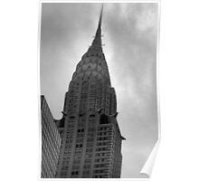 Dark Spire - Chrysler Building Poster