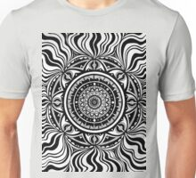 Flowing through it all Unisex T-Shirt