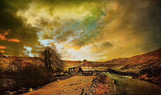 The Dales by Irene  Burdell