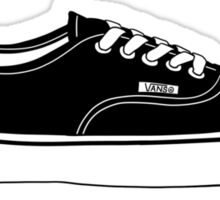 VANS AUTHENTIC Sticker