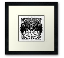 UberWings Framed Print