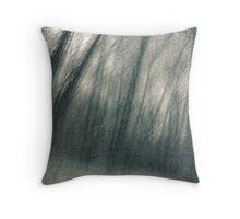Do Not Fear The Wood - A Landscape Photograph Throw Pillow