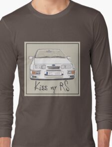 Kiss my RS. RS500 Long Sleeve T-Shirt