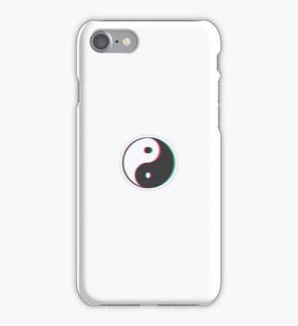 YIN YAN iPhone Case/Skin