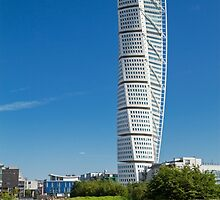 Turning Torso by Dominika Aniola