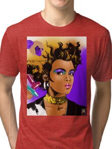 Make-Up Tri-blend T-Shirt