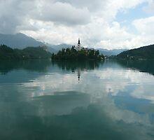 Lake Bled by prmorgan