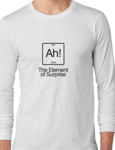 The Element of Surprise Long Sleeve T-Shirt