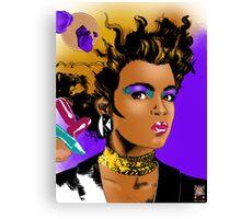 Make-Up Poster Canvas Print