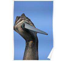 Striking Dagger Poster