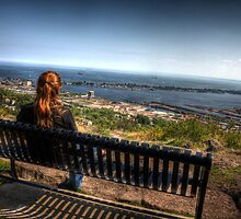 Bench With A View by Daniel Rens