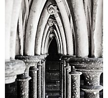 Mont Saint-Michel Photographic Print