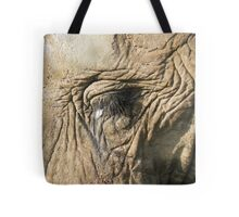 Wrinkles ARE beautiful !!!!!!!!!!!!  Tote Bag