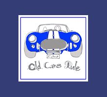 'Old Cars Rule'AC Cobra 427 T-Shirt
