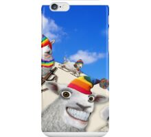 Snowball Fight Anyone? iPhone Case/Skin