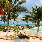 Tulum Beach, South of Cancun, MEXICO by Bruno Beach