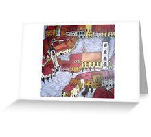 Sibiu 3 Greeting Card