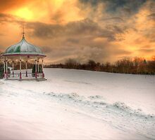 The Bandstand by Paul  Gibb
