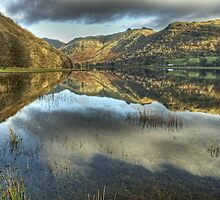 Brotherswater..A Winter Gem by Jamie  Green