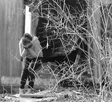 He Lied and I cant forget it...or forgive him. by MJD Photography  Portraits and Abandoned Ruins