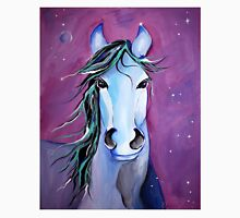 Stellar Whimsical Horse Art by Valentina Miletic Unisex T-Shirt