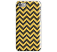 Hufflepuff Chevron iPhone Case/Skin